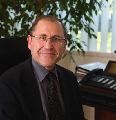 Hamid Siahmed, DG du CHU de Limoges