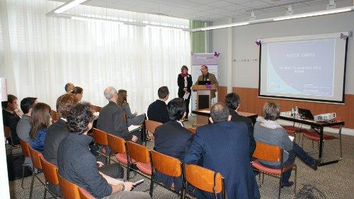 L'automatisation de la production des informations stratégiques du CLCC de Strasbourg