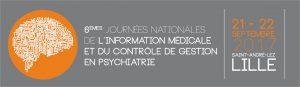 6èmes Journées Nationales de l'Information Médicale et du Contrôle de Gestion en Psychiatrie