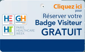 AXEGE à la Paris Healthcare Week 2018