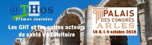 axege Journées ATHOS 2018 Arles