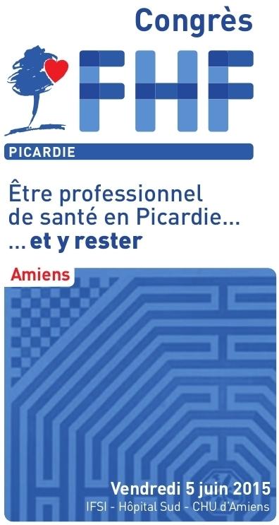 Axège participe au Congrès FHF Picardie