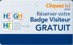 AXEGE à la Paris Healthcare Week 2018
