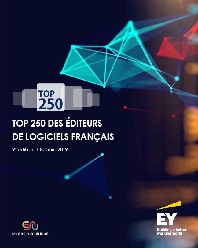 top 250 des éditeurs de logiciels français MEDIANE ADMILIA